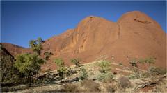 Kata Tjuta. (:: Blende 22 ::) Tags: australia australien nothernterritory outback olgas katatjuta redrocks redcentre rocks bluesky canoneos5dmarkiv ef2470mmf28liiusm