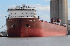 Stewart J. Cort (raserf) Tags: stewart j cort winter layup port milwaukee inner harbor 1000 footer ore boat ship vessel wisconsin county great lakes imo7105495 jones island