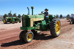 John Deere 730 Diesel (twm1340) Tags: 2019 az arizona flywheelers antique tractor show cottonwood