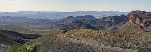 Big Bend NP Panoramic