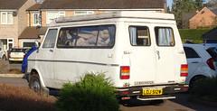 Utopian (stevenbrandist) Tags: utopian bedford cf camper quorn leicestershire van autosleeper ldj512w