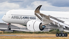 Airbus A35K (Ramon Kok) Tags: a3501000 a3501041 avgeek avporn airbus airbusa3501000 airbusa3501041 airbusa350xwb airbusindustrie aircraft airline airlines airplane airport airshow airways aviation carbonlivery demonstration eglf england fwlxv fab fia farnborough farnboroughairport farnboroughinternationalairshow gb greatbritain housecolours taglondonfarnboroughairport uk unitedkingdom xwb verenigdkoninkrijk