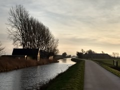 20181231 03 Onderdendam (Sjaak Kempe) Tags: 2018 winter december sjaak kempe motorola moto g5 plus nederland the netherlands niederlande provincie groningen onderdendam dutch polder nederlandse province