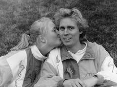 aaet12jp3 (Svenska Bordtennisförbundet) Tags: 1992 europatop12 perssonjörgen svenssonmarie copyrightbildbyrån