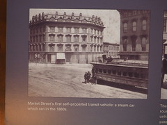 P9193042 (bentchristensen14) Tags: usa unitedstatesofamerica california sanfrancisco sanfranciscorailwaymuseum museum tram steuartstreet