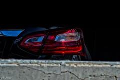 Parking (iZZYqban) Tags: car parking garage tail light