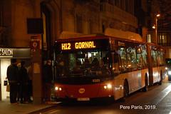 190104  1036 (chausson bs) Tags: tmb barcelona autobuses autobusos buses iveco castrosua h12 2019 nocturnas nocturnes noche nuit nit night