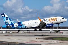 JetBlue, Airbus A320-232, N809JB departure from TJSJ. (Angel Moreno Photography) Tags: puertorico sanjuan runway planespotter airplane airport jetblue