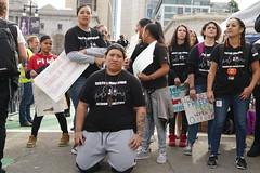 Woman's March 2019 (Lynn Friedman) Tags: warrior dister tshirt womansmarch politics gender equality resistance sanfrancisco california usa 94102