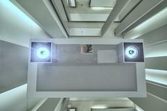 Look at me (*Capture the Moment*) Tags: 2019 abstract abstrakt architecture bmw bmwmuseum focalpoint fokus fotowalk interiordesign minimalism minimalismus munich münchen sonya7m2 sonya7mii sonya7mark2 sonya7ii sonyfe1635mmf4zaoss sonyilce7m2 indoor