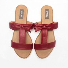paio-franko-red-and-white-platform-slip-on-3 (paio.nirmal) Tags: platform shoes platformsforwomen platformfootwear paioshoes paio