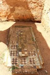 Berber royal tomb, Chellah (Buster&Bubby) Tags: marinid royaltomb tomb berber mosque almohad romanruins sala shalla phoenecians minaret chellah