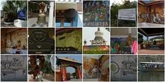 lumbini unesco 2 (belight7) Tags: lumbini unesco site buddhist buddha mosaic collage nepal travel