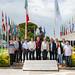 HAAS delegation visit CIMMYT HQ
