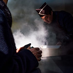 People on the streets of Seoul South Korea on a very cold winter day in Feb19-26.jpg thumbnail