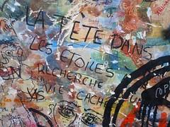 59 Rivoli, collectif d'artistes - 59 rue de Rivoli, Paris Ier (Yvette G.) Tags: streetart fresquemurale paris paris1 ruederivoli escalier 1mois1thème