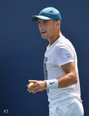 Borna Coric (Carine06) Tags: tennis usopen 2018 flushingmeadows corona newyork practice kt20180826073 bornacoric