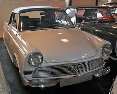 F12 Roadster (Schwanzus_Longus) Tags: automuseum melle german germany old classic vintage car vehicle dkw f12 roadster
