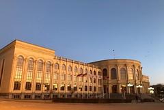 Gyumri City Hall (Alexanyan) Tags: city hall gyumri armenia square shirak region sunshine sky hayastan armenian գյումրի гюмри leninakan շիրակի մարզ հայաստան