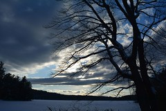 2019-0304Late-In-The-Day0001 (maineman152 (Lou)) Tags: westpond skyclouds winter nature naturephoto naturephotography landscape landscapephoto landscapephotography march maine