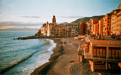 camogli in november (thomasw.) Tags: camogli italia italien italy liguria ligurien november analog cross crossed crossbird travel travelpics wanderlust europe europa 35mm