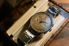 breitling_DSC_0670 (ducktail964) Tags: breitling chronograph chronomat taiwan 769 vintage antique