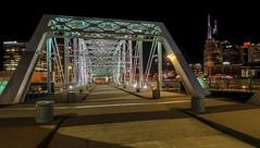 Portal (TnOlyShooter) Tags: nashville tennessee skyline night em1markii 918mm mirrorless olympus shelbystreetpedestrianbridge