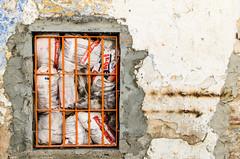 Bunker (Santini1972) Tags: window abandoned barcelona nikon texture street decay wall