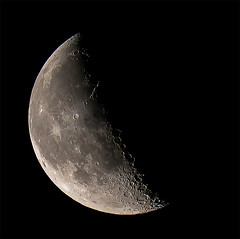 Moon 2019-02-27 (nicklucas2) Tags: astrophotography moon moon2019 moonfeb2019