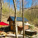 "Tiny Cabin, Gatlinburg TN <a style=""margin-left:10px; font-size:0.8em;"" href=""http://www.flickr.com/photos/132885244@N07/46520876685/"" target=""_blank"">@flickr</a>"