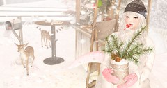 (휘영+미정) Tags: kustom9 sweetthing kuni micamee winter sweet lovely kawaii cute mee sl