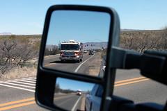 Heroes coming (twm1340) Tags: fire engine siren emergency cornville road az verdevalley district vvfd e311