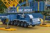 Sarens LG 1750 (PaulR1800) Tags: con273710 conrad crane lg1750 liebherr sarens ycc