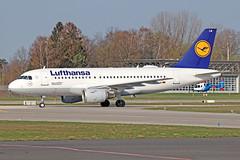 Airbus A319-114 - D-AILM - HAJ - 02.04.2019 (Matthias Schichta) Tags: haj hannoverlangenhagen eddv flugzeugbilder planespotting dailm lufthansa airbus a319100