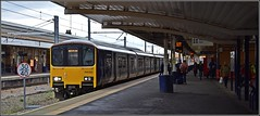 I'm new, although really I'm old (Colin Partington) Tags: 20190322 bolton greatermanchester northernrail northern class150 150120 2w17