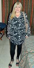 """Hey Blondie"".. (HerandMe2019...Please Read Profile) Tags: wife mature woman women female older people portrait pose pretty dressed blonde beautiful british malta smile sexy milf granny glamorous amateur travel gilf"
