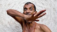 Manickavel Osho (Henk oochappan) Tags: ui1a1417 india tamilnadu madurai town oochappan