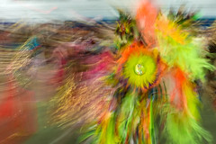 1902_1901 Pow Wow (wild prairie man) Tags: firstnations powwow traditional dance dancing dancers feathers colour color colourful colorful regalia outfit culture meetup competition everyoneiswelcome pride skill interpretation drumbeat heartbeat authentic icm intentionalblur impression impressionist impressionism flow movement motion motionblur swiftcurrent saskatchewan canada copyrighted jamesrpage explored