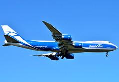 VP-BBP AirBridgeCargo Boeing 747-8F (czerwonyr) Tags: vpbbp airbridgecargo boeing 7478f