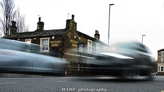 Motion blur vehicles passing the Nelson Arms on Victoria road Morley, Leeds 27. (Please follow my work.) Tags: art artistic vehicle vehicles cars automobile automobiles victoriaroadmorley thenelsonarms brilliantphoto brilliant candid colour car d7100 england excellentphoto excellent flickrcom flickr google googleimages gb greatbritain greatphoto image interesting leeds ls27 mamfphotography mamf morley morleyleeds nikon nikond7100 northernengland onthestreet ontheroad photography photo photograph quality qualityphotograph road sex street motionblur motion longshutterspeed longexposure town traffic travel uk unitedkingdom upnorth urban westyorkshire yorkshire lowpov lowpointofview
