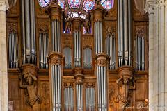 Orgues de la Cathedrale Notre-Dame  de Laon (np7laphotopassion) Tags: aisne cathedrale hautsdefrance laon