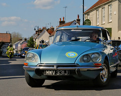 Supercars and more Pulborough 2019 (James Raynard) Tags: car classic pulborough display public event nikon d80 zoom outdoor citroen ds déesse citroën