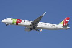 TAP Air Portugal Airbus A321-251N; CS-TJL@ZRH;23.03.2019 (Aero Icarus) Tags: zrh zürichkloten zürichflughafen zurichairport lszh plane avion aircraft flugzeug
