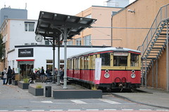Köln: Ess-Bahn im TechnologiePark (Helgoland01) Tags: berlin bvg sbahn deutschland köln nrw eisenbahn railway restaurant br475