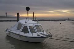 Waarde (Omroep Zeeland) Tags: waarde getijdenhaventje westerschelde zonsopgang vloed hoog water