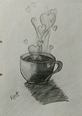 #GoodMorning  A Cup Of Tea/Coffee.. ☕ A Cup Of Love.. 💕 #PencilArt #DrawByMe  #rg_drawings . . . . #pencildrawing #pencil #artist #drawingsketch #hobby #coffee #tea #lovedrawing #sketch #sketchbook #pencilshading #drawings #love #cup #art #arts (carkguptaji) Tags: lovedrawing sketch vapour drawings coffee artbook rgdrawings cup creative tea art artlove artistsoninstagram sketchbook artlovers shading arts artist pencil pencildrawing creativity drawing love pencilart hobby drawbyme pencilshading pencilartist drawingsketch goodmorning