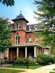 Gracious Living at 226 (e r j k . a m e r j k a) Tags: pennsylvania titusville abode house encore 2011 erjk