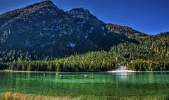 Lago dei cigni (giannipiras555) Tags: paesaggio lago landscape panorama natura autunno alberi collina nikon acqua verde