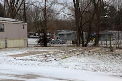 Trailer Park America (ITB495) Tags: bloomington indiana usa unitedstates mobilehome mobilehomepark trailerpark trailer house houses residential