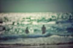 From the edge of the deep green sea (Mister Blur) Tags: blur beach scene edge deep green sea playadelcarmen rivieramaya blurry waves dots light couple thecure snapseed nikon d7100 55200 rubén rodrigo fotografía